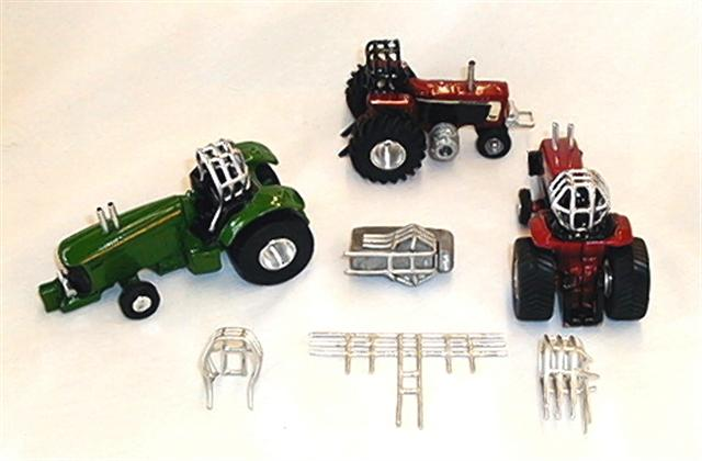 Tractor Roll Cage Kits : Post rops pulling tractor roll cage flat unshaped