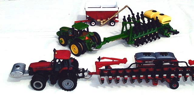 Metal Toy Tractors >> Custom Farm Toy Implements Moore S Farm Toys